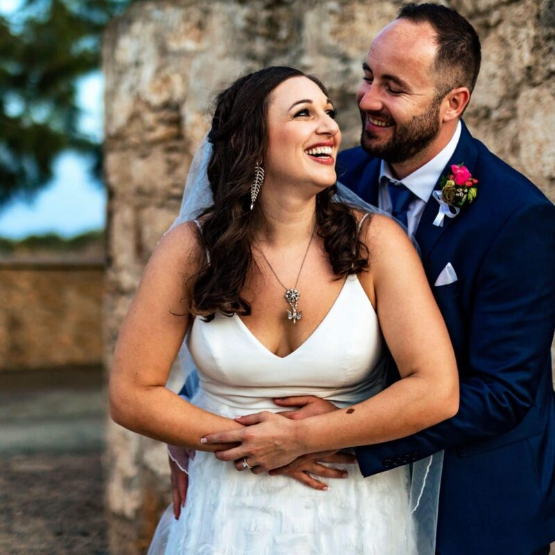 Cyprus Wedding Photographers Sea Caves Ayia Napa